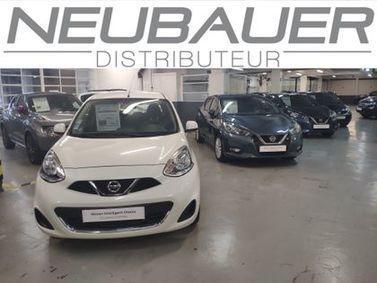 NEUBAUER Distributeur Nissan Paris18, concessionnaire 75