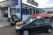 Peugeot 206 1.4 HDi X Line Clim 2005 occasion Firminy 42700