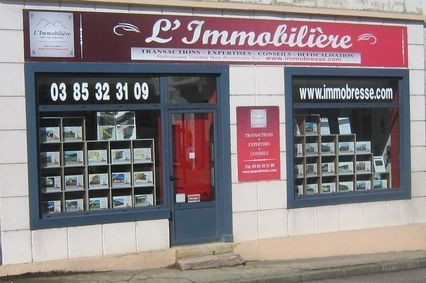 L'IMMOBILIERE CUISERY, agence immobilière 71