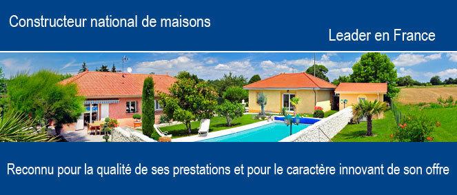 MAISONS FRANCE CONFORT, constructeur immobilier 14