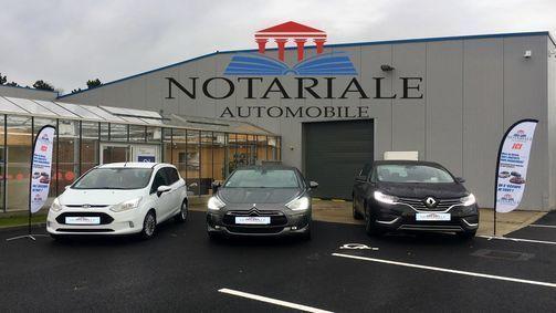 NOTARIALE AUTOMOBILE, concessionnaire 62