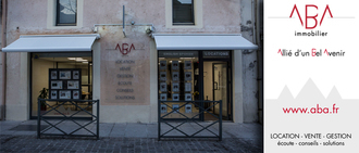 ABA IMMOBILIER, agence immobilière 01