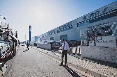 AERO AUTOFACTORIA SPAIN, concessionnaire