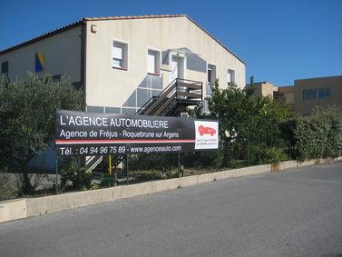 L'AGENCE AUTOMOBILIERE, concessionnaire 83