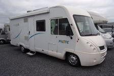 Camping Car Pilote Aventura G710 35000 59270 Méteren
