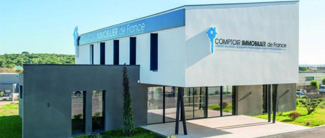 COMPTOIR IMMOBILIER DE FRANCE, agence immobilière 30