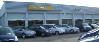 OPEL MEYZIEU - CHAVOT Automobiles