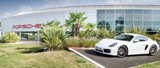 Centre Porsche Bordeaux