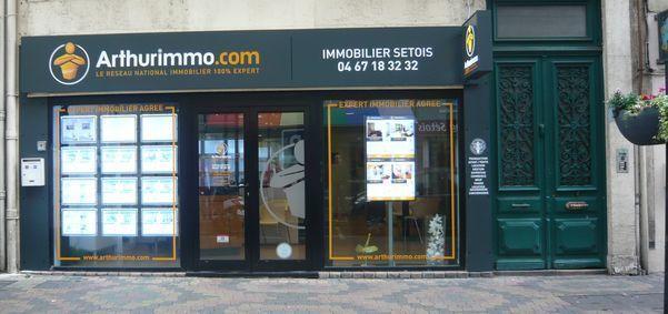 ARTHURIMMO IMMOBILIER SETOIS, agence immobilière 34
