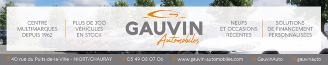 GAUVIN AUTOMOBILES, concessionnaire 79