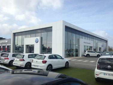 VW - AUDI - SEAT - SKODA - Saint Nazaire, concessionnaire 44
