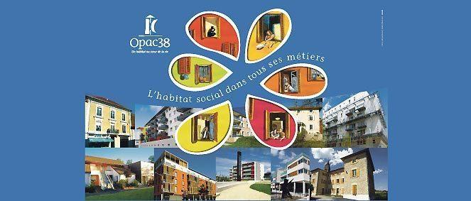 OPAC 38, agence immobilière 38