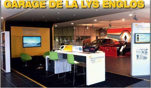 RENAULT GARAGE DE LA LYS, concessionnaire 59