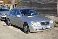 Mercedes Classe C C 220 CDI Elégance A 2003 occasion Gordes 84220
