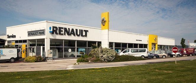 RENAULT PONTARLIER, concessionnaire 25