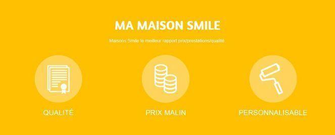 MAISONS SMILE, constructeur immobilier 01
