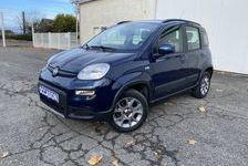Fiat Panda 1.3 16V Multijet 75 ch S&S 4x4 Antartica 2014 occasion Aureilhan 65800