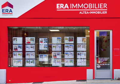 ERA - ALTEA IMMOBILIER, agence immobilière 01