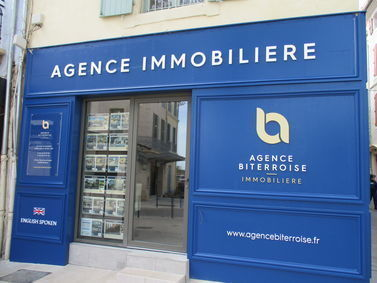 AGENCE BITERROISE IMMOBILIERE, agence immobilière 34