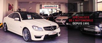 URBAUTO, concessionnaire 40