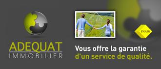 ADEQUAT IMMOBILIER, agence immobilière 38