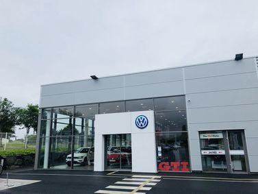 VW - AUDI - Challans, concessionnaire 85