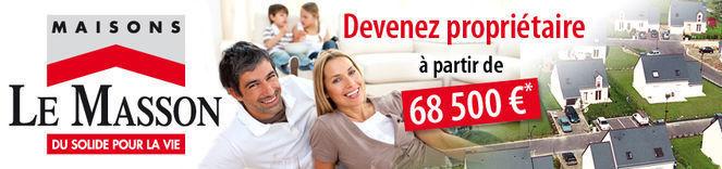 MAISON LE MASSON, constructeur immobilier 72