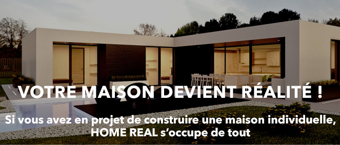 HOME REAL, constructeur immobilier 51