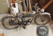 MOTOCONFORT Moto 1948 occasion Espéraza 11260