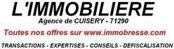 L'IMMOBILIERE CUISERY