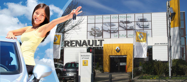 RENAULT MELUN, concessionnaire 77