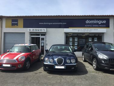 DOMINGUE AUTOMOBILE , concessionnaire 64
