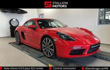 Porsche Cayman 718 S - PSE - PA 12 MOIS 66650 67100 Strasbourg