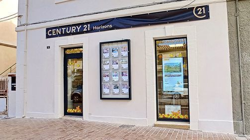 CENTURY 21 HORIZONS, agence immobilière 13
