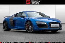 Audi R8 5.2 FSI quattro LMX Numero 9 sur 99 101650 67100 Strasbourg
