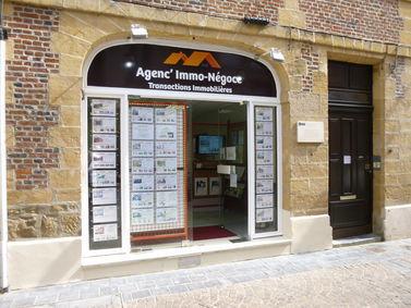 AGENC'IMMO-NEGOCE, agence immobilière 08