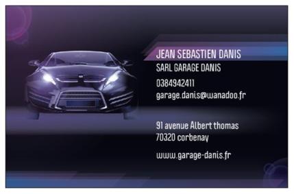 GARAGE DANIS, concessionnaire 70