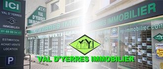 VAL D'YERRES IMMOBILIER, agence immobilière 77