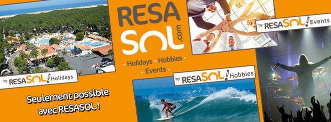 RESASOL, agence immobilière 40