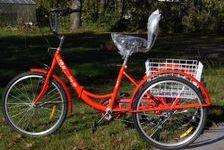 tricycle 450 Belin-Béliet (33830)