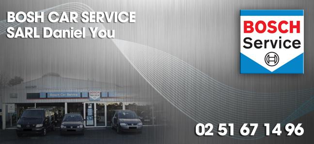 GARAGE DANIEL YOU - BOSCH CAR SERVICE, concessionnaire 85