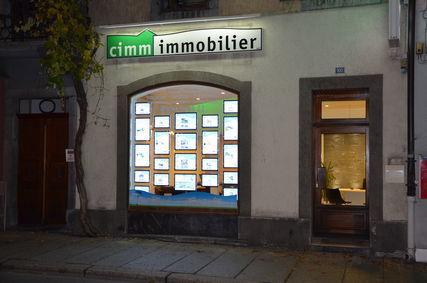 CIMM IMMOBILIER, agence immobilière 74
