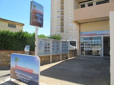 CIMM IMMOBILIER VALRAS PLAGE, agence immobilière 34