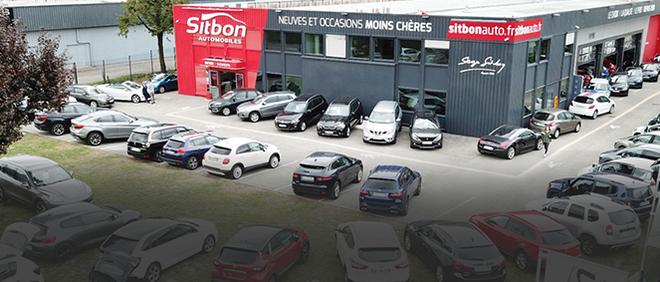 SITBON AUTOMOBILES, concessionnaire 38