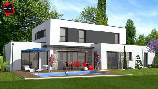NICOLAS CONSTRUCTIONS, Constructeur de maisons individuelles  33
