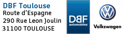 Volkswagen DBF Toulouse Automobiles