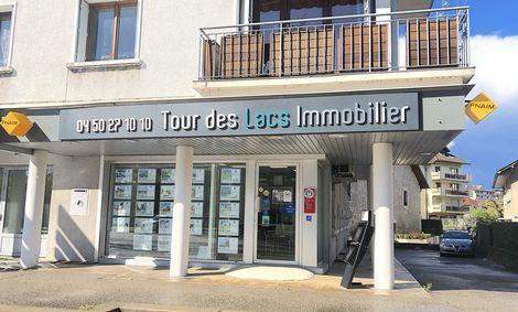 TOUR DES LACS - IMMOBILIER, agence immobilière 74