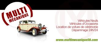 GARAGE MULTIMECANIQUE, concessionnaire 59