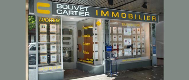 BOUVET CARTIER IMMOBILIER, agence immobilière 74