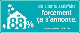 SQUARE HABITAT, agence immobilière 42